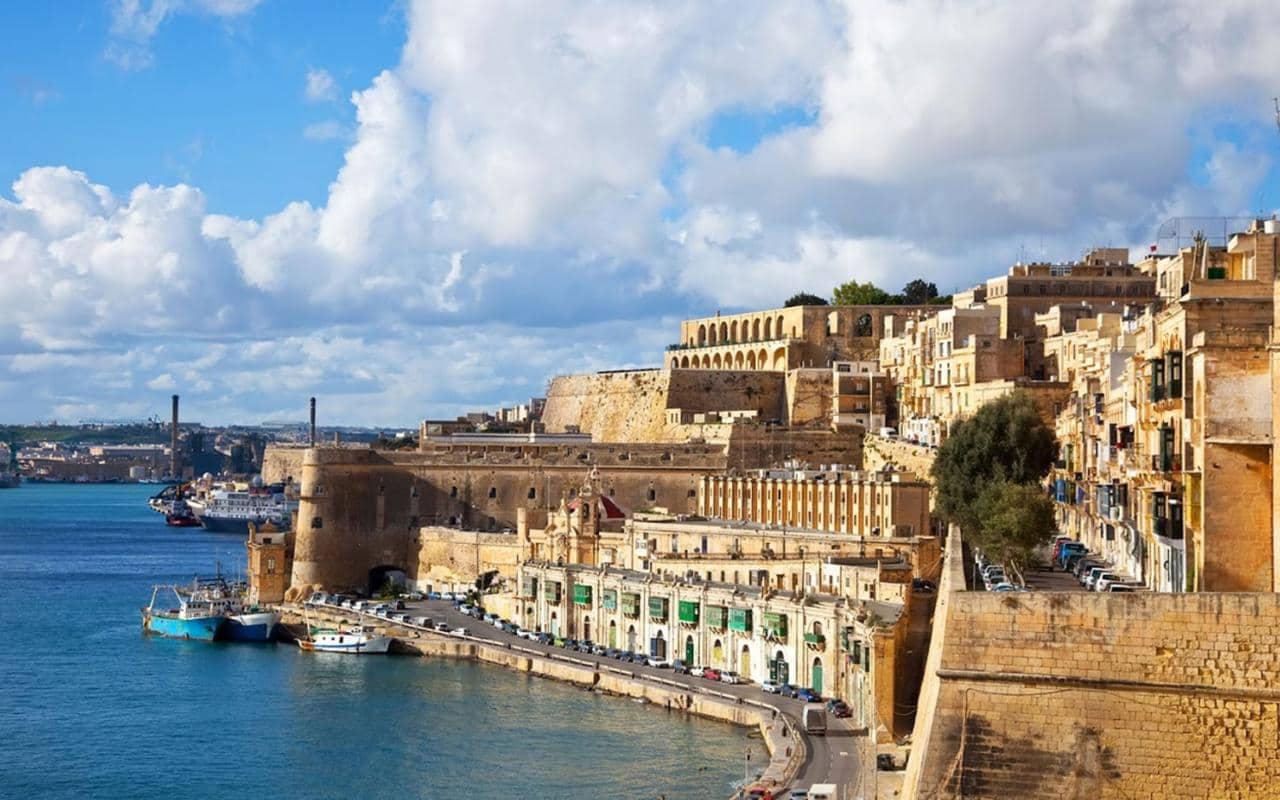 Malta-old-town